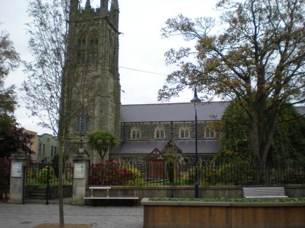 A church in Coleraine.